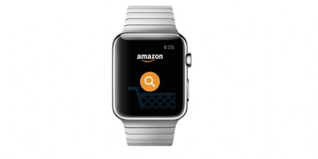 Amazon lance son application pour Apple Watch
