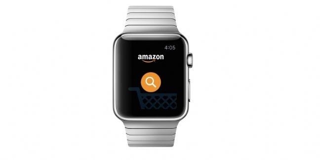 Amazon lance son application pour Apple Watch