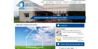 La FFACB lance un site pour aider les particuliers à construire leurs maisons