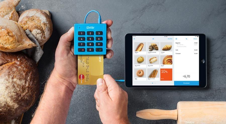 izettle propose un terminal de paiement par carte bancaire gratuit. Black Bedroom Furniture Sets. Home Design Ideas