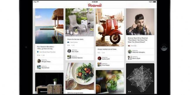 Pinterest se lance dans l'e-commerce