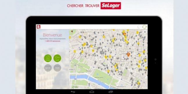 SeLoger.com, en route vers le 'Mobile first'
