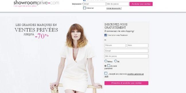 Showroomprive.com étend son activité de production des ventes à Roubaix