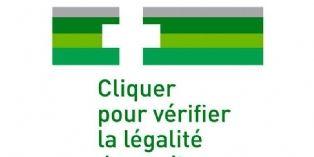 Un logo pour identifier les pharmacies en ligne autorisées