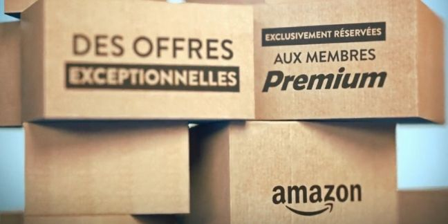 Amazon fête ses 20 ans (uniquement) avec ses membres Premium