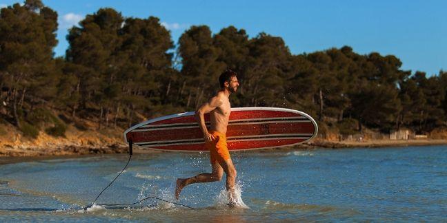 Seagale, la marque de maillots de bain hybride pour hommes