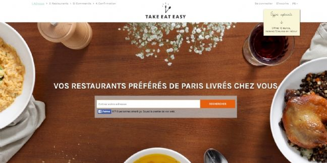 Take Eat Easy lève 10 millions d'euros