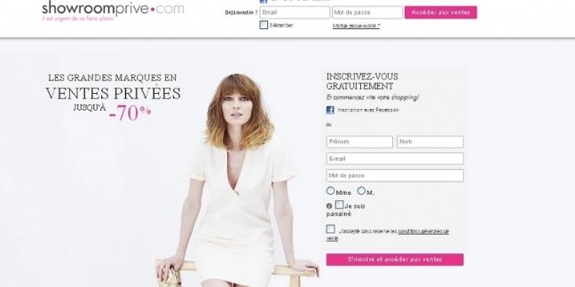 Showroomprive.com prépare son entrée en bourse