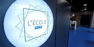 L'École LDLC accueille ses premiers étudiants