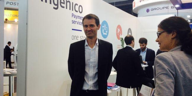 [Paris Retail Week] Ingenico group : 'Il faut savoir apporter du contexte à une transaction'