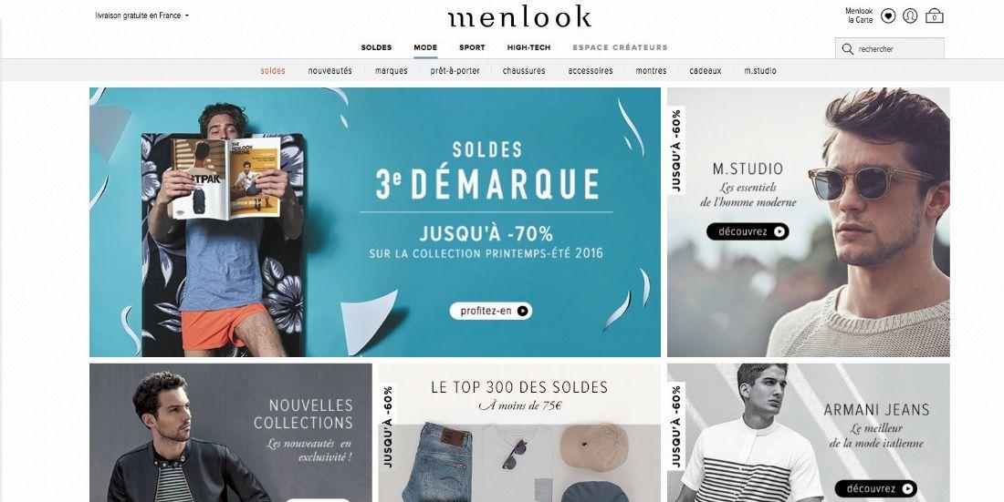 Menlook dope ses ventes grâce à sa marketplace