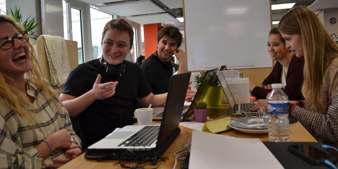 Une école qui forme aux métiers du numérique