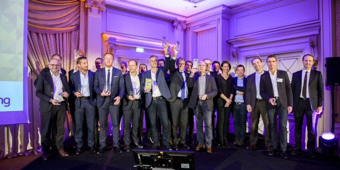 Amazon, gagnant des Enseignes de l'année 2016