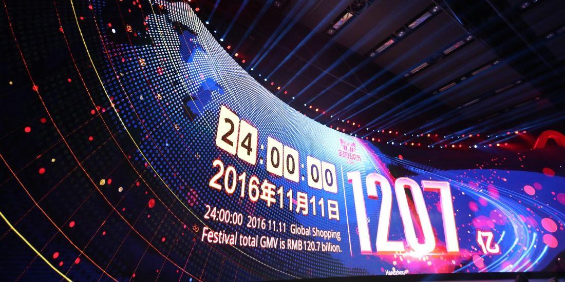 Record de ventes pour Alibaba lors du Singles' Day 2016