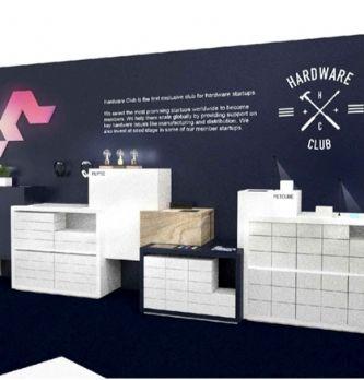 Le concept store connecté pour Noël de la Fnac et d'Hardware Club