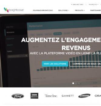 Brightcove lance Brightcove Social, une solution pour gérer la vidéo sur les réseaux sociaux