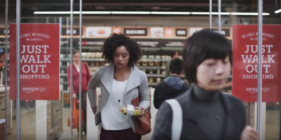 Amazon Go veut tuer le paiement en caisse