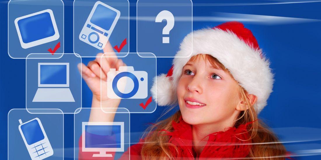 Noël : les cadeaux digitaux se font une petite place sous le sapin