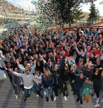La 7e édition des Big Boss font du ski réunit 350 décideurs du digital