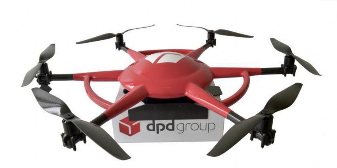 La Poste livre ses premiers colis par drone