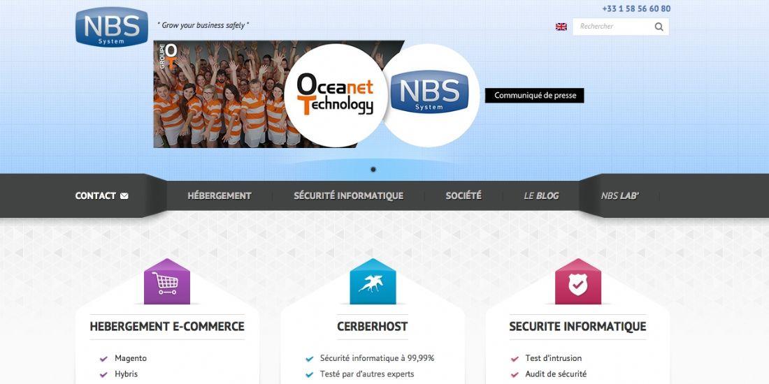 [One to One Monaco 2016] NBS System : garant de l'intégrité de vos données !