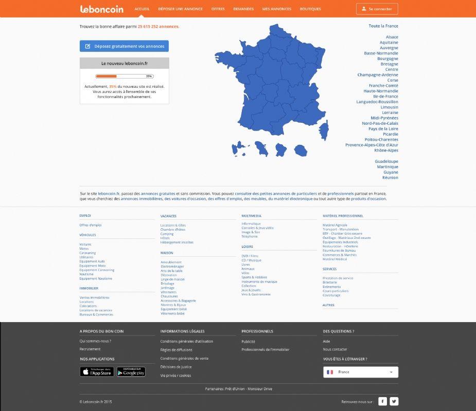 Le Boncoin La Bonne Affaire Du Web
