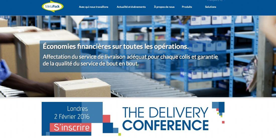 [One to One Monaco 2016] Metapack : Réinventer sans cesse la logistique