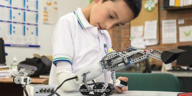 Une prothèse pour enfant remporte le Grand Prix Netexplo 2016
