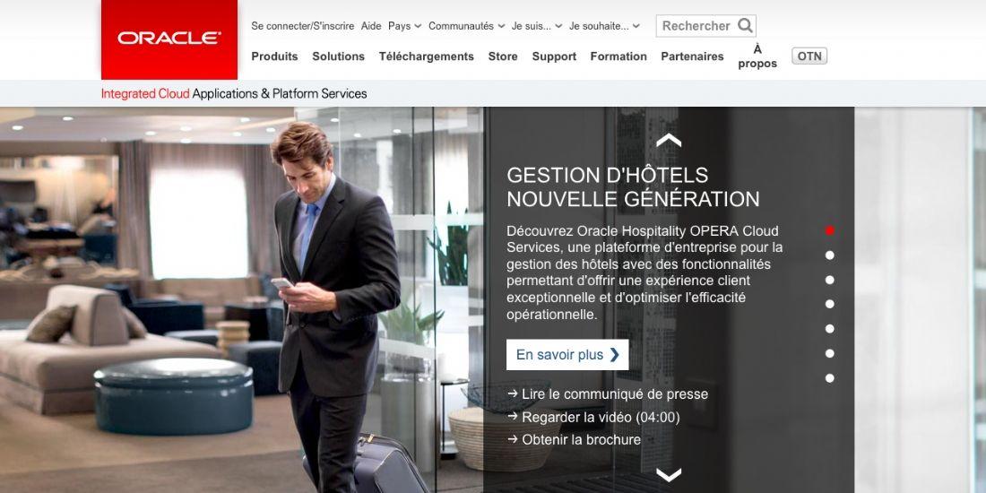 [One to One Monaco 2016] Oracle Marketing Cloud : une plateforme unique.