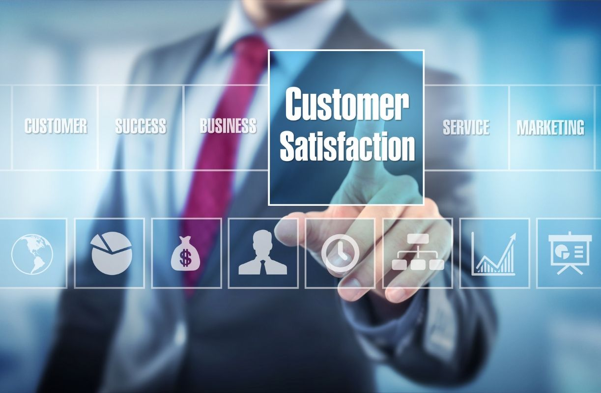 customer satisfaction in e commerce Welcome back to the p-t-i video blog all industries evolve over time, and e-commerce's rise within retail is one of the best examples it also requires different tactics to ensure customer satisfaction.