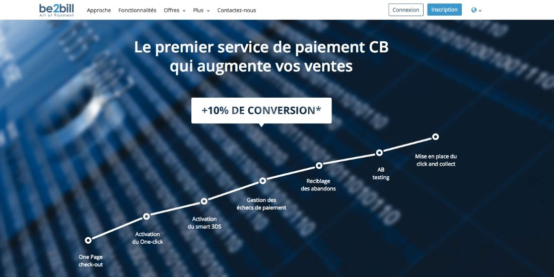 [One to One Monaco 2016] Be2Bill : optimiser le chiffre d'affaires des e-commerçants