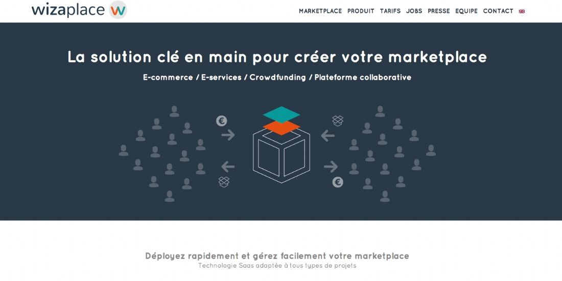 [One to One Monaco 2016] Wizaplace, 60 modules en Saas pour créer sa marketplace clé en main