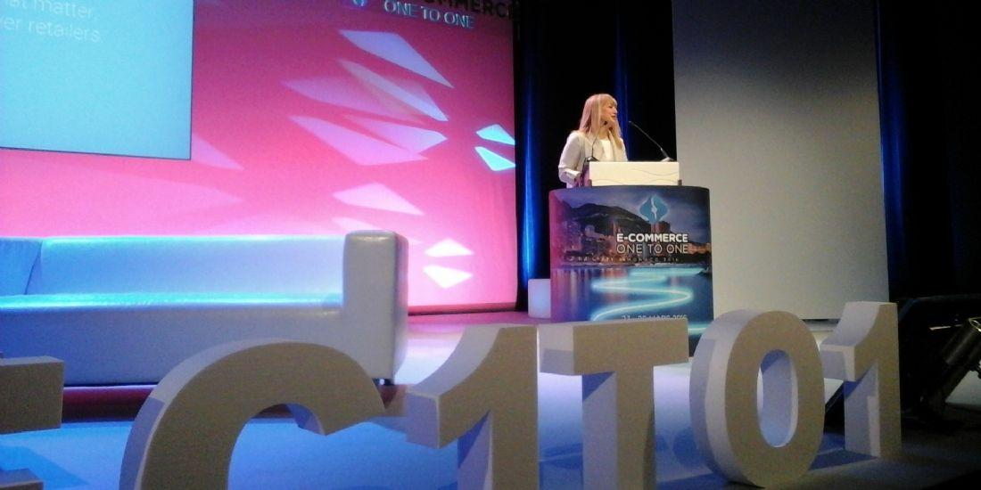 Julie Krueger, Directrice Retail de Google au One To One Monaco.