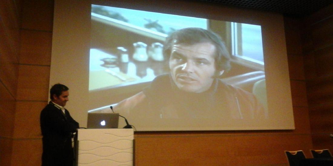 Olivier Binisti, Adobe, et Jack Nicholson.
