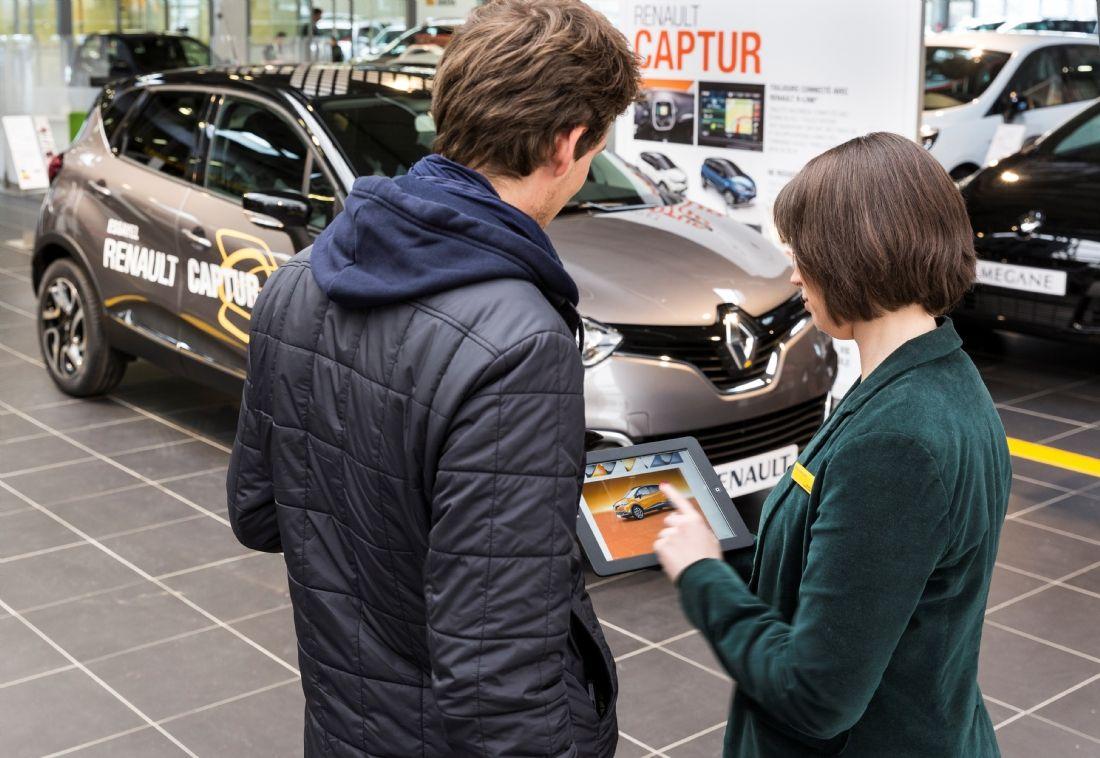 Renault sur le long chemin de la digitalisation - Petit cabinet de conseil en strategie ...