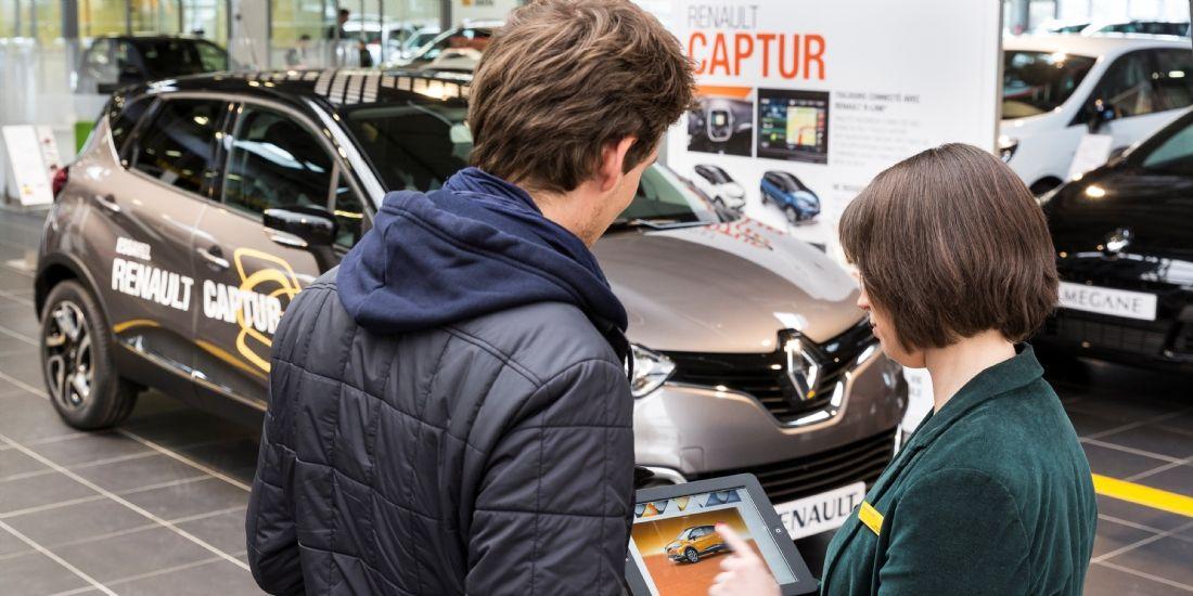 Renault sur le (long) chemin de la digitalisation