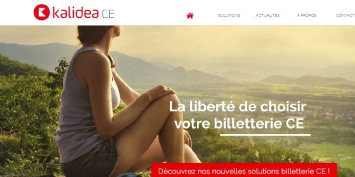 Kalidea relooke son site au profit des salariés des CE
