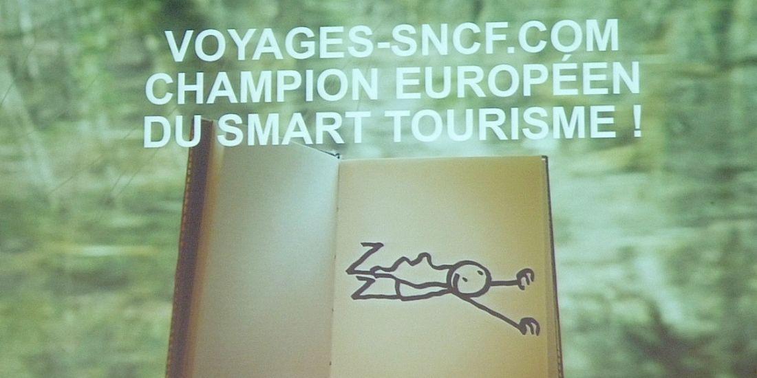 voyages-sncf.com roule pour le smart tourisme