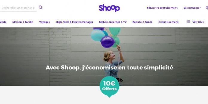Lancement de Shoop, plateforme d'achats récompensés, en France
