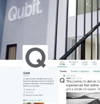 [J'ai testé...] QuBit, la plateforme de personnalisation