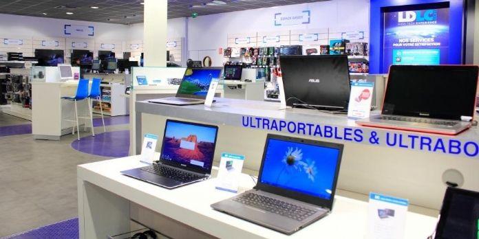 LDLC.com ouvre boutique au Mans