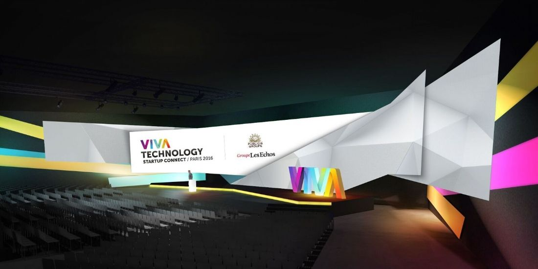 Viva Technology : Paris, capitale des start-up?