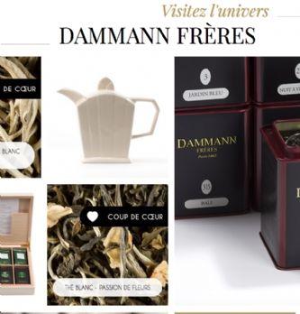 [Stratégie] Dammann, l'art de créer des sensations autour du thé