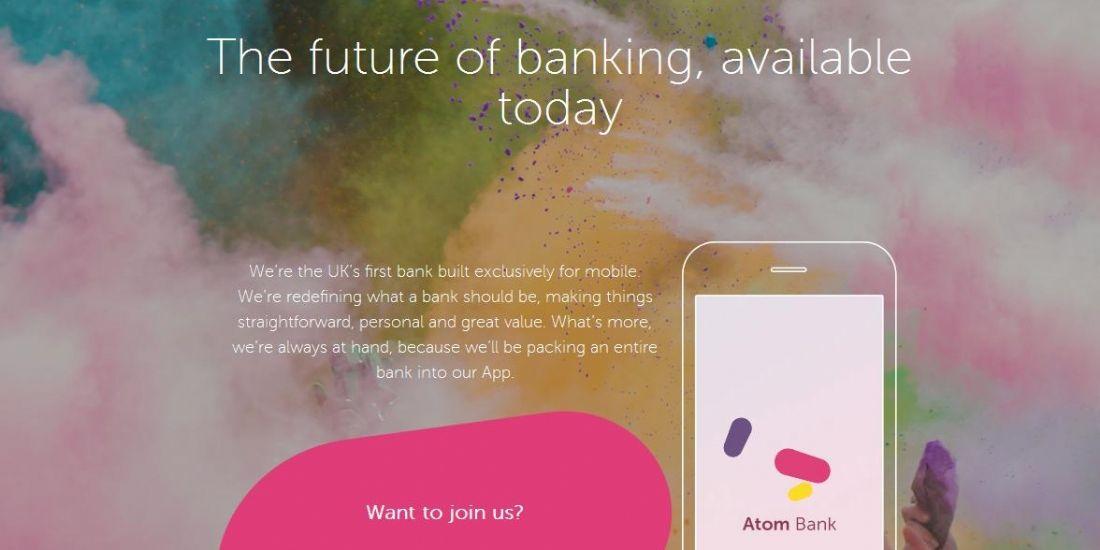 Atom Bank, la banque 100% mobile qui veut réinventer la banque