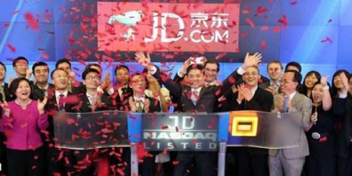 JD.com drague les entreprises françaises