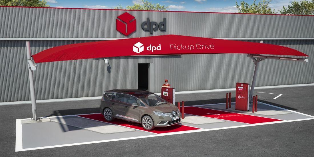 DPD France lance la livraison de colis en soirée et le retrait en borne drive