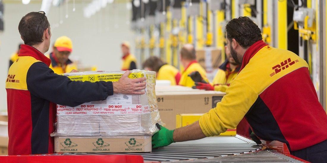 DHL s'engage pour l'e-commerce français