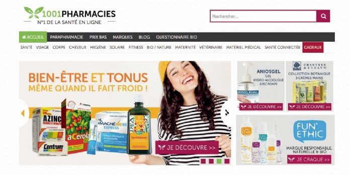 [Cas pratique] 1001Pharmacies.com modifie la solution d'hébergement de son site
