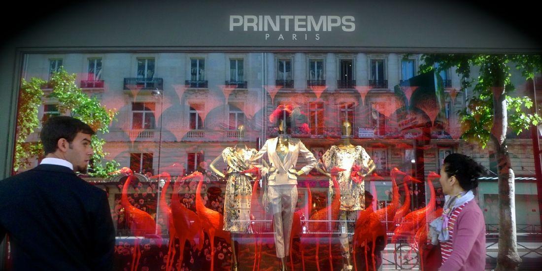 DOOH : Le Printemps et JCDecaux déploient une offre d'affichage digital
