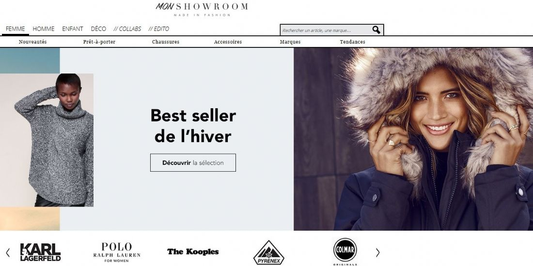 MonShowroom.com lance une marketplace sous Mirakl
